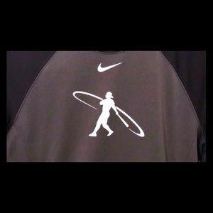 Nike Shirts - Nike Swingman Griffey Jr. Therma Fit Long Sleeved